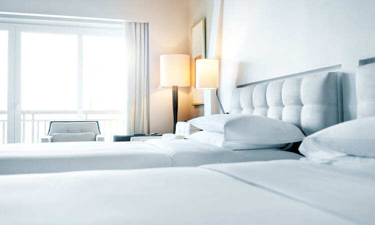 What Size Is A Double Bed In A Hotel