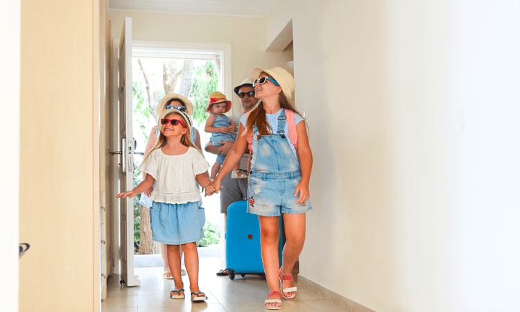 Can A Family Of 5 Stay In One Hotel Room?