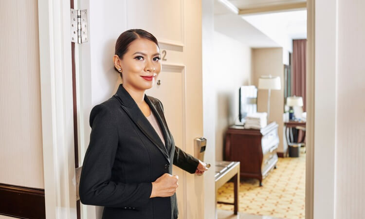 Can Hotel Management Enter My Room?