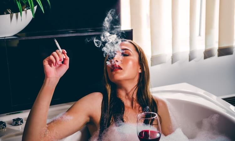 How To Smoke In Hotel Bathrooms Without Getting Caught