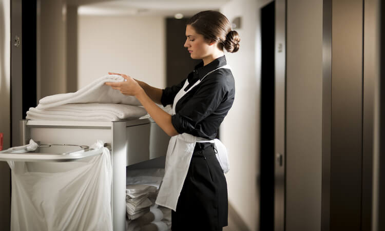 How Long Does It Take To Clean A Hotel Room?