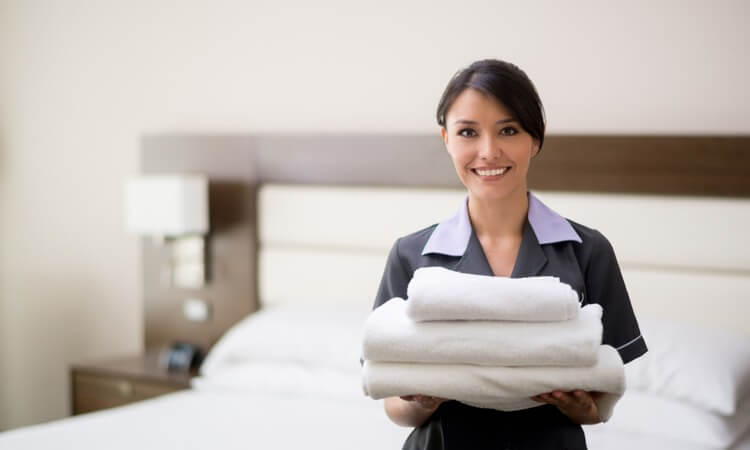 How To Be A Faster Hotel Housekeeper Duties Of Hotel Housekeeper