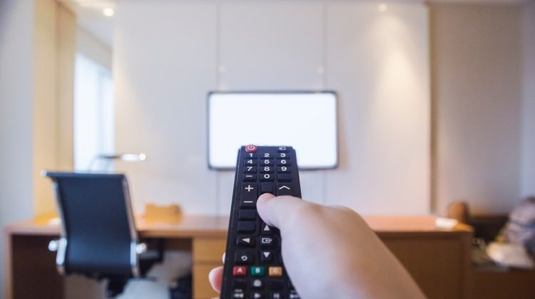 How To Change Input On Hotel TV
