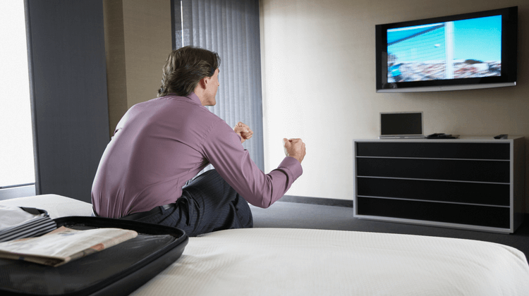 How To Change Input On Philips Hotel TV
