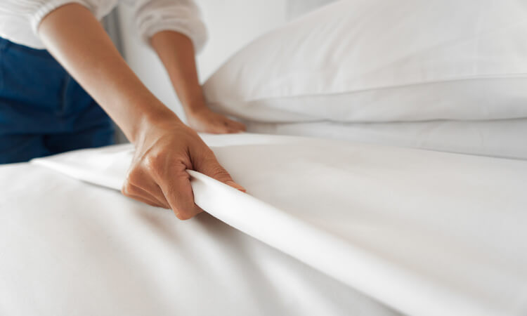 How To Check If Hotel Sheets Are Clean: Helpful Tips