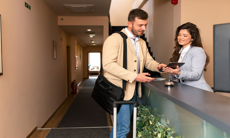 How To Check Out Of A Hotel?