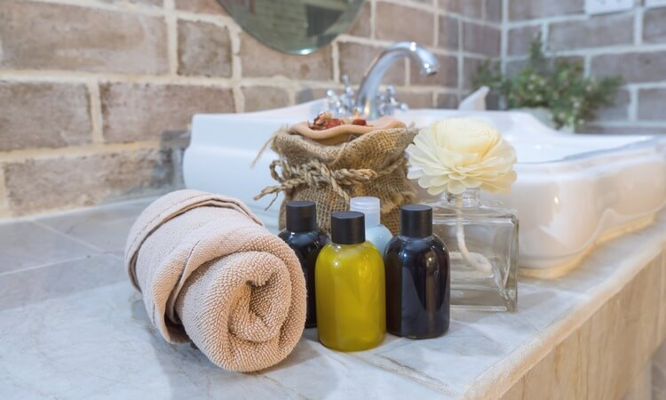 The 7 Best Hotel Toiletries