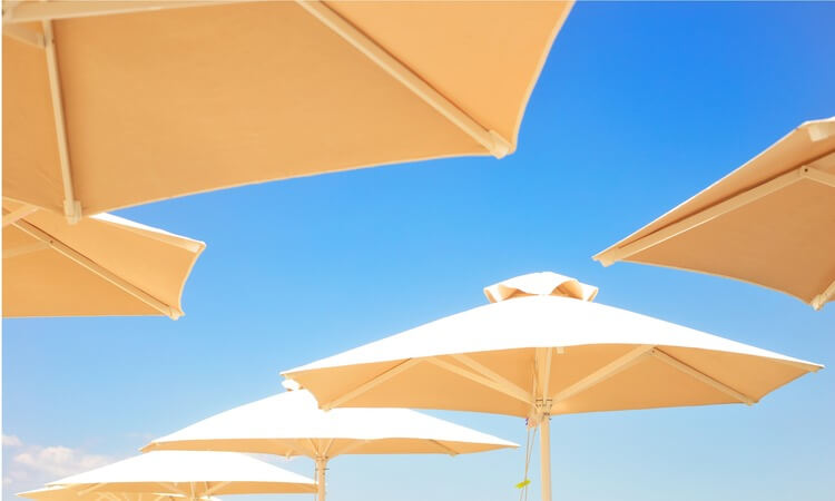 The 7 Best Outdoor Patio Umbrellas To Complete Your Home