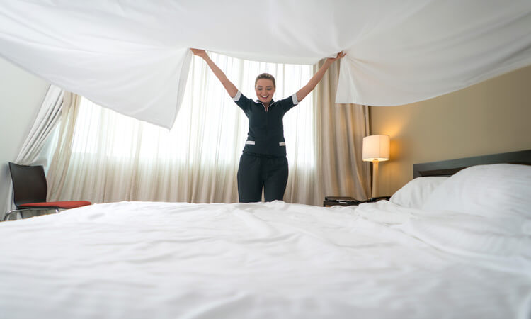 What Bed Sheets Do Hotels Use?