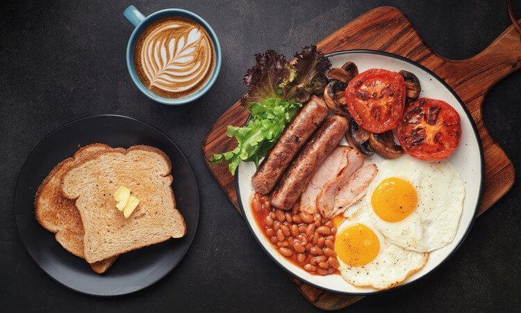 What Is A Full Breakfast At Hotels?