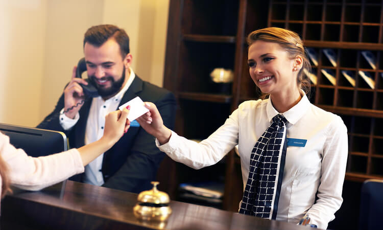 What Is A Hotel Lobby Attendant?