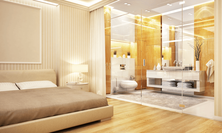 Why Do Hotel Bathrooms Have Glass Walls?