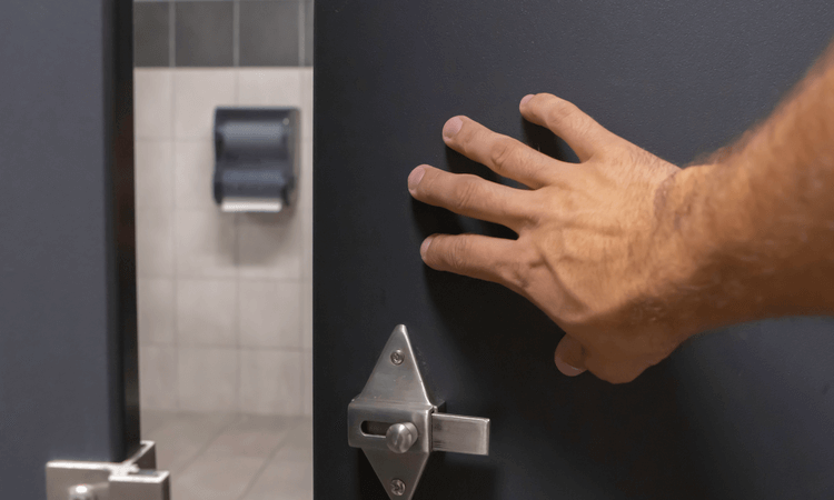 Why Hotel Bathrooms Don't Have Locks