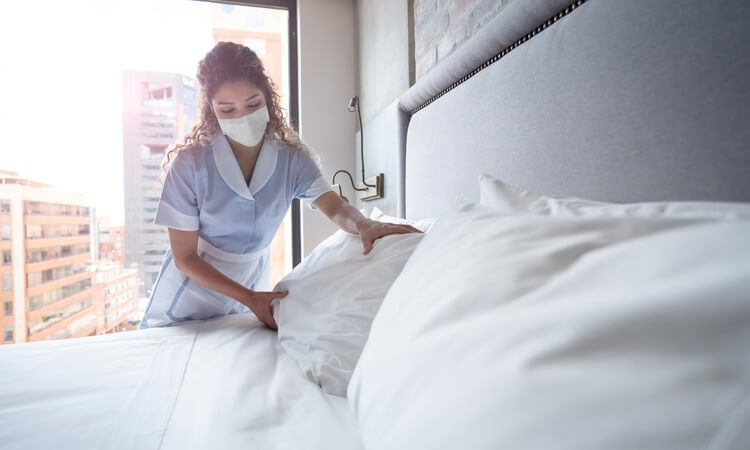 How Does Housekeeping Work In A Hotel?