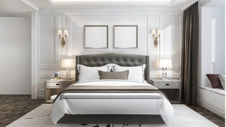 How To Make Your Bedroom Look Like A Hotel Suite: Regular Room Vs. Hotel Suite